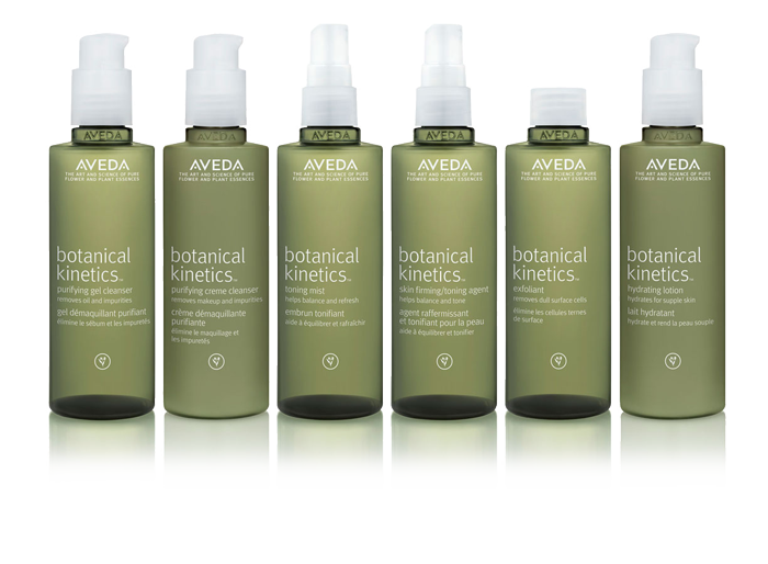 Aveda botanical kinetics™ @ IINN Sustainable Beauty