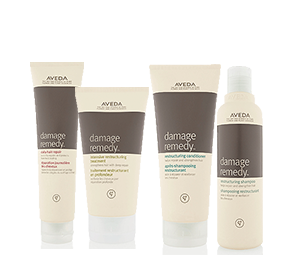 Aveda damage remedy @ IINN Sustainable Beauty