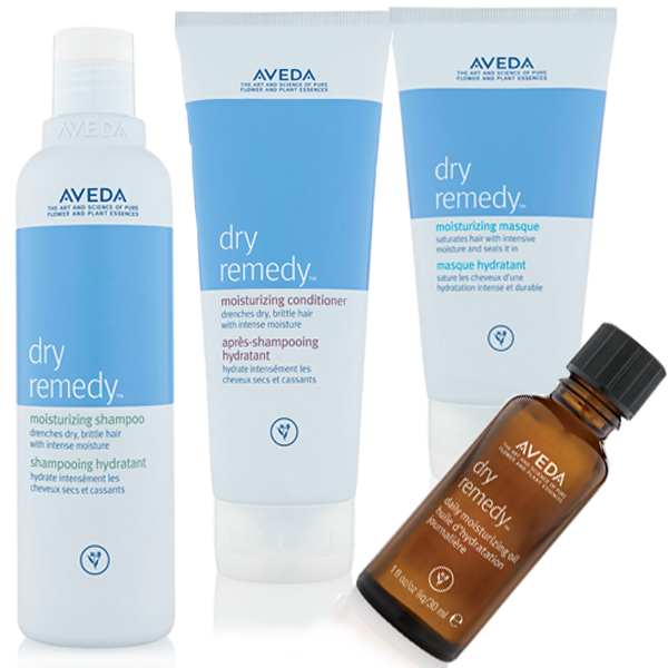 Aveda dry remedy™ @ IINN Sustainable Beauty