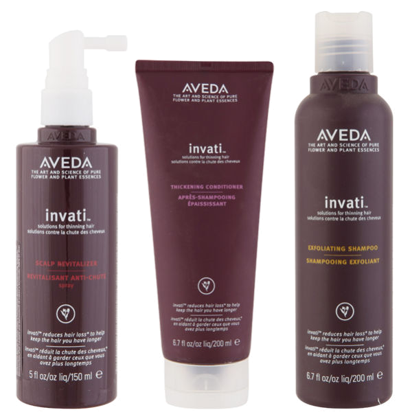 Aveda invati™ @ IINN Sustainable Beauty