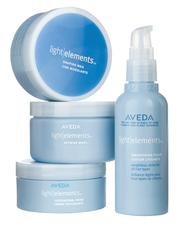 Aveda light elements™ @ IINN Sustainable Beauty
