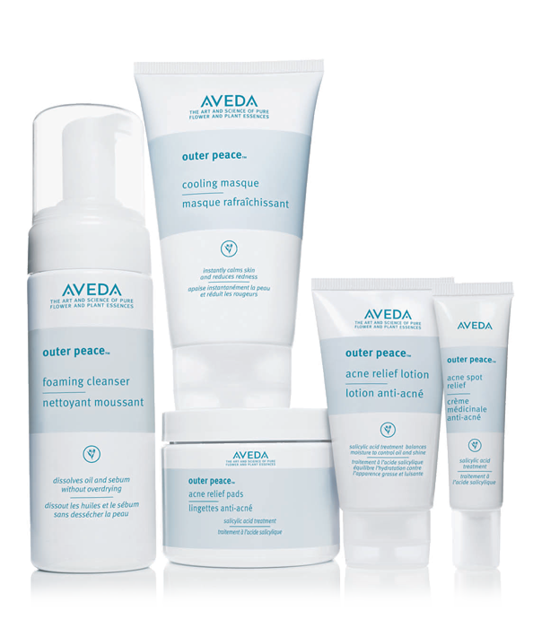 Aveda outer peace™ @ IINN Sustainable Beauty