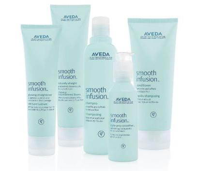 Aveda smooth infusion™ @ IINN Sustainable Beauty