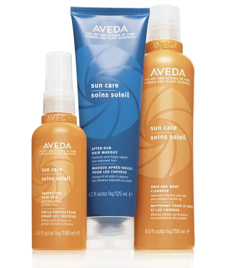 Aveda sun care @ IINN Sustainable Beauty